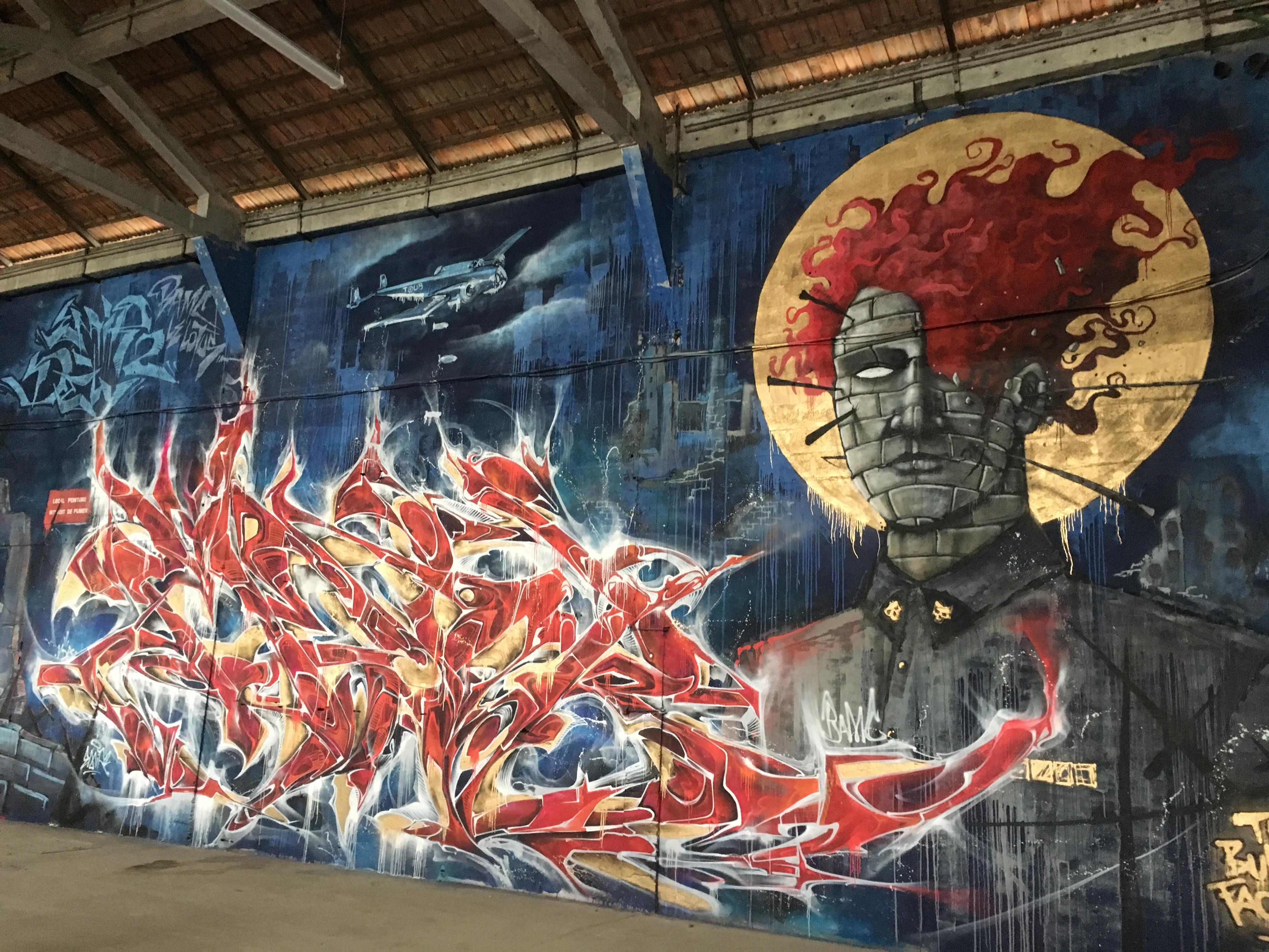 Pour bien commencer cette nouvelle année 2019, ExpoCity By Cisart recharge la cartoucherie et prolonge l'exposition The Bullet Factory !!!