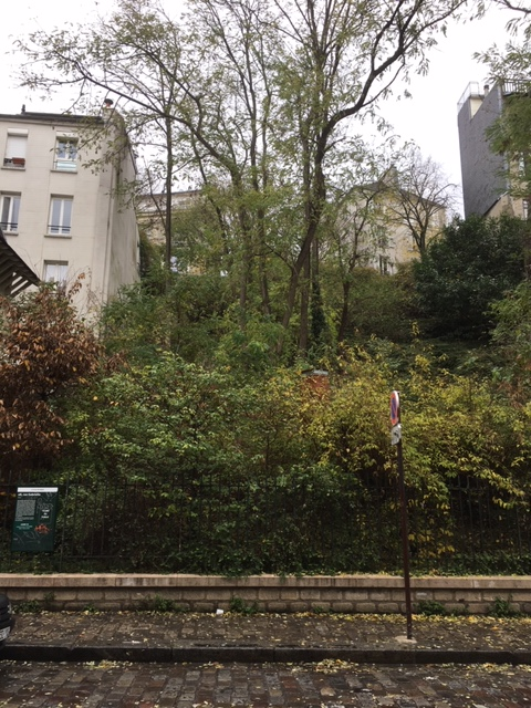 RUE GABRIELLE, 32 M2 / Appartement situé au 4e et dernier étage sans ascenseur dans un immeuble typique Montmartre.